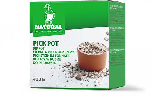 Natural Pick Pot