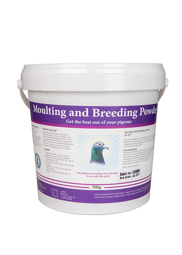 Moult & Breed powder