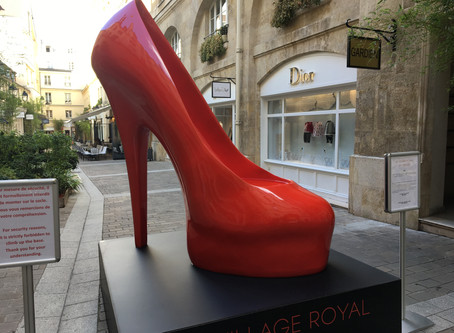 History of the Shoe and Wedding Shoes
