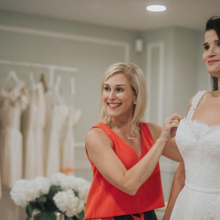 Wedding Dress Stylist Shares Tips and Tricks
