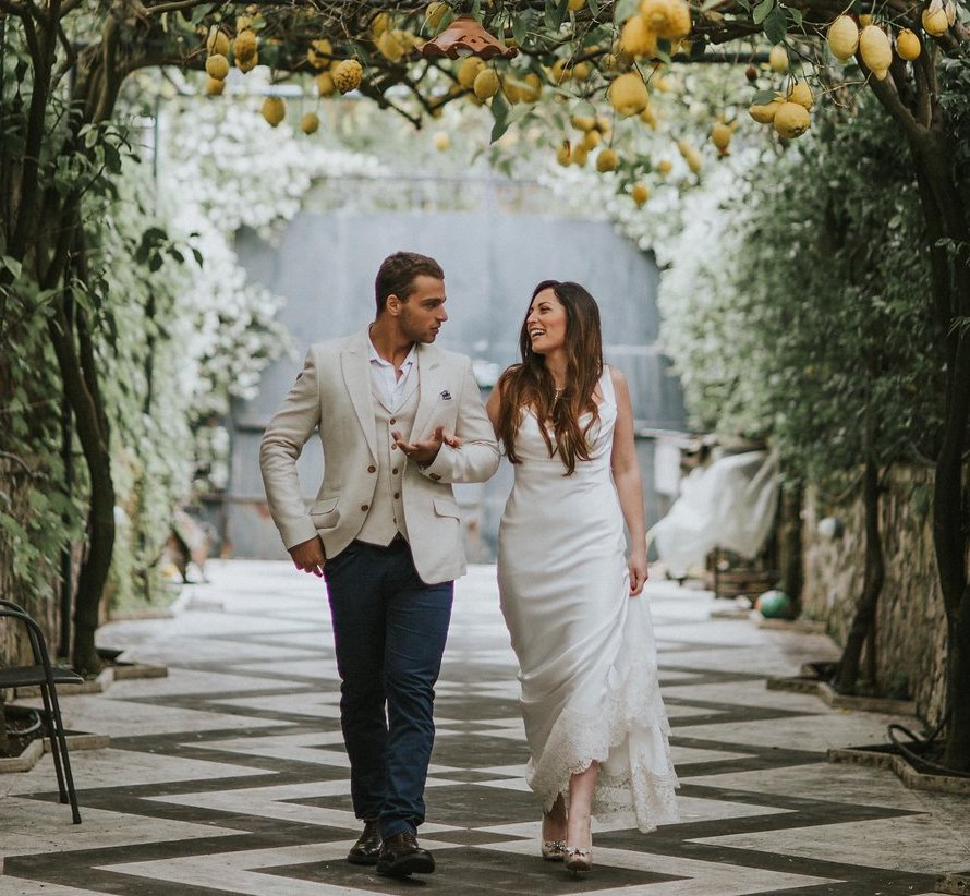 Wedding at Villa Antiche Mura