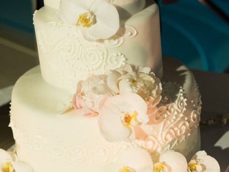 The History of the Wedding Cake