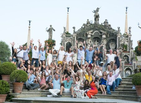 How to Throw an Astonishing Milestone Birthday Party in Europe