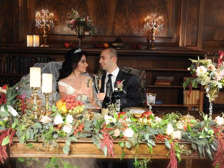 Great Teamwork creates wonders for Weddings and Celebrations!