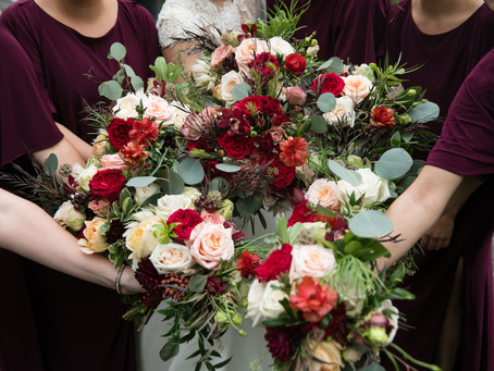 Fall Weddings in New England and Italy