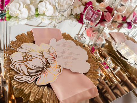 Wedding Stationery: Add a Touch of Glamour to Your Special Day!