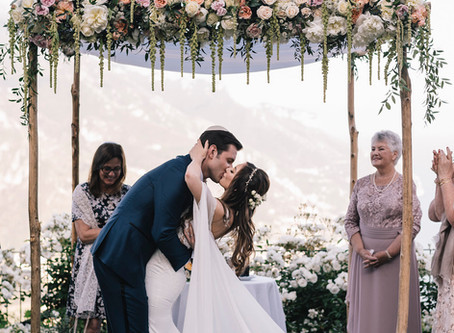 Destination Wedding in Italy: Ravello, Amalfi Coast