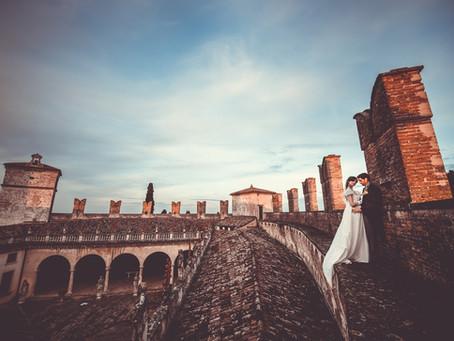 Destination Weddings in Italy: Castello Di Montegalda