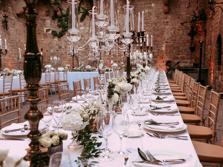 Destination Weddings in Italy.                An Interview with a Floral Design Expert from Tuscany.