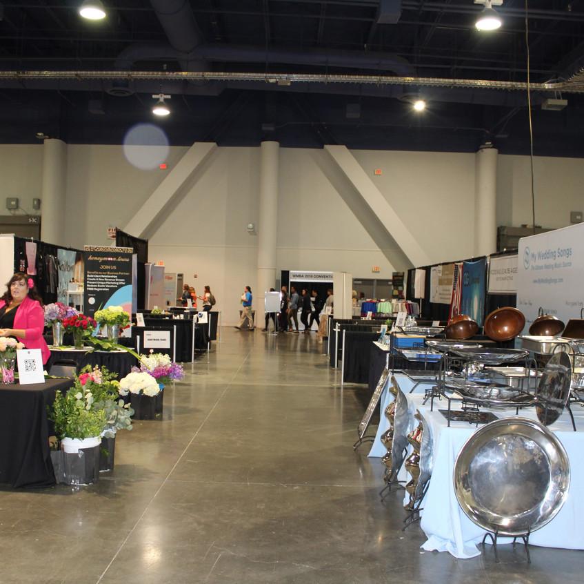 Wedding MBA Exhibit Hall