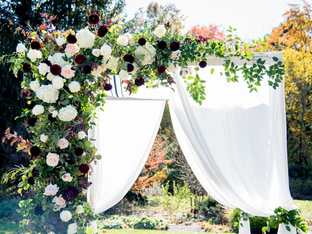Talented New England Wedding Floral Designer Shares her Tips and Tricks