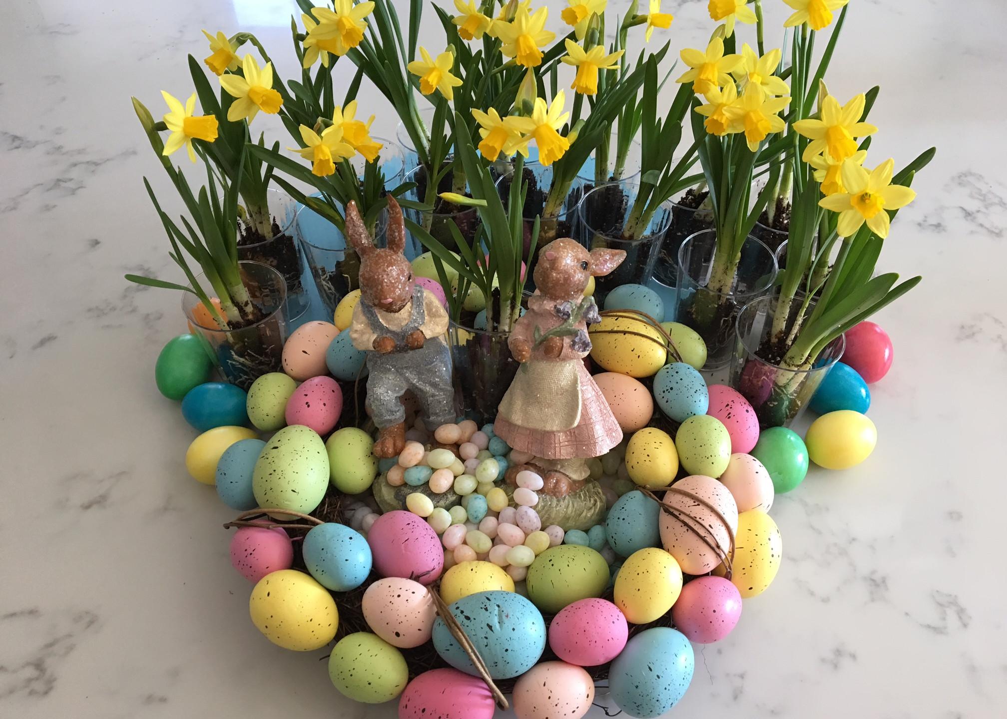 Easter Eggs by Primavera Dreams