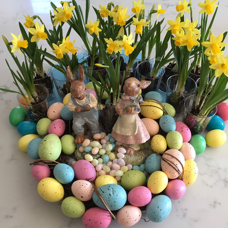 Easter Eggs and Easter Weddings