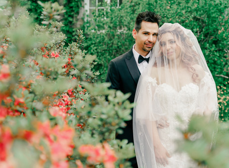 Elegant Micro Wedding at the Connors Center