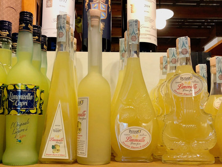 Falling in Love with Limoncello