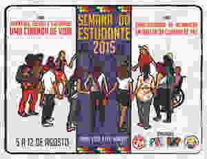 semana do Estudante 2015-1