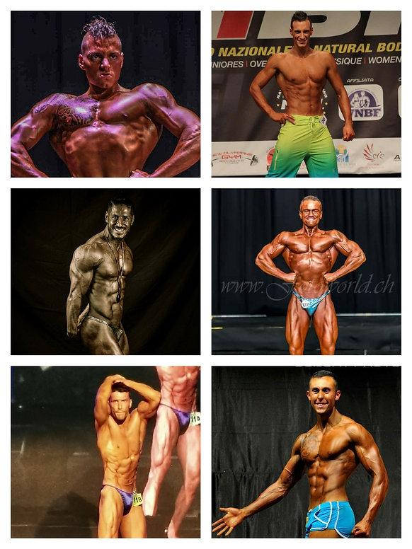 Ripetizioni bodybuilding
