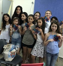 קבוצת הבנות