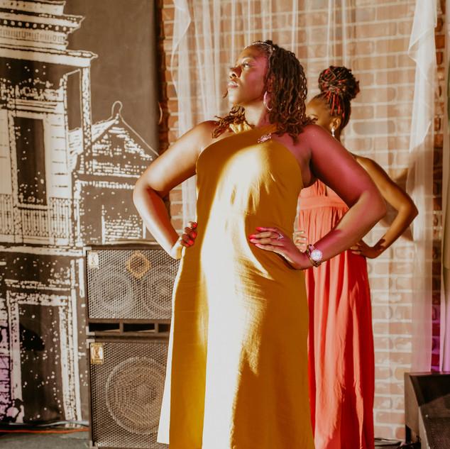 Uhuru Experience Model Amanda