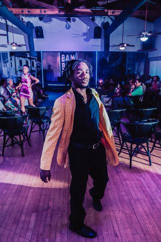 Uhuru Experience Model Jermaine