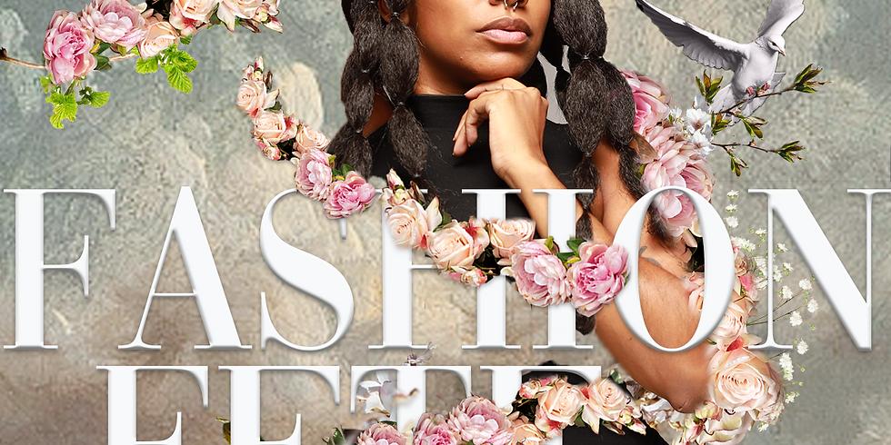 Fashion Fête Theme:  RISE: The Art of Moving Forward