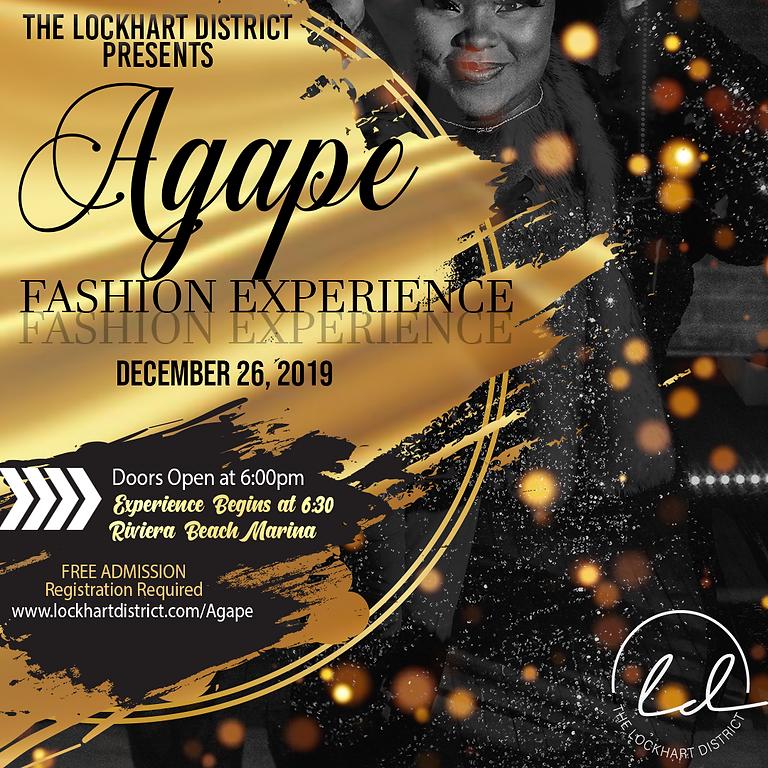 Agape Fashion Experience