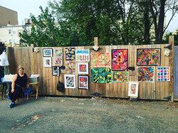 Second Art in the Alley
