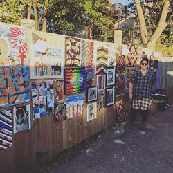 Art in the Alley Fall 2015