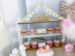 Maison à cupcakes