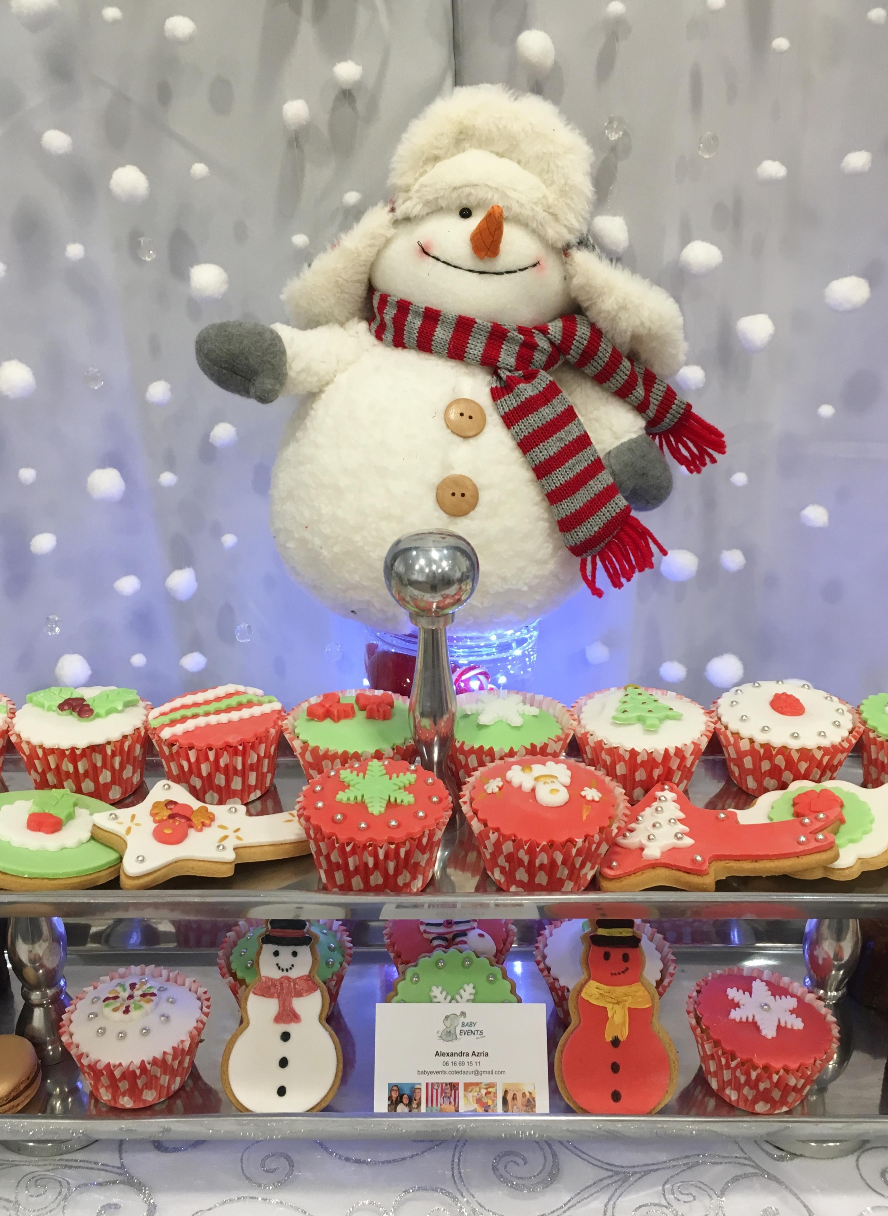 Cupcakes et Sablés