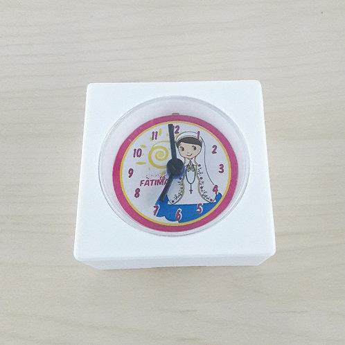 Reloj Despertador Fatima - Rosa