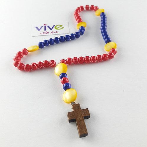 Elastic Rosary Luke  /  Rosario Elastico Lucas