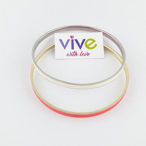 Set Bracelets Lucia / Set Pulseras Lucia