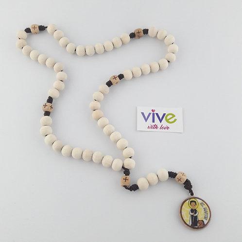Rosary Wood / Rosario de Madera
