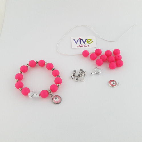 Silicone Bracelet Making Kit