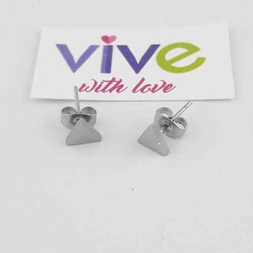 Trinity Earrings / Aretes Trinidad