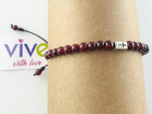 Adjustable Bracelet Philip  / Pulsera Ajustable Felipe
