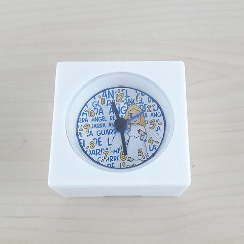 Reloj Despertador Angelito de la Guarda Cute