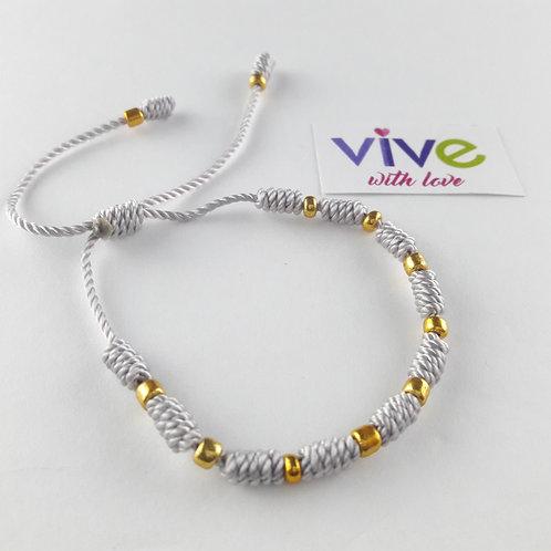 Bracelet and Rosary Decade Candelaria / Pulsera y Denario Candelaria