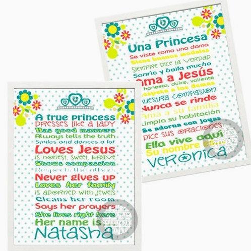 Reglas para Princesas - Verano