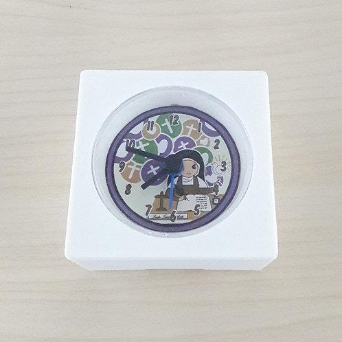 Reloj Despertador Santa Teresa de Avila Cute