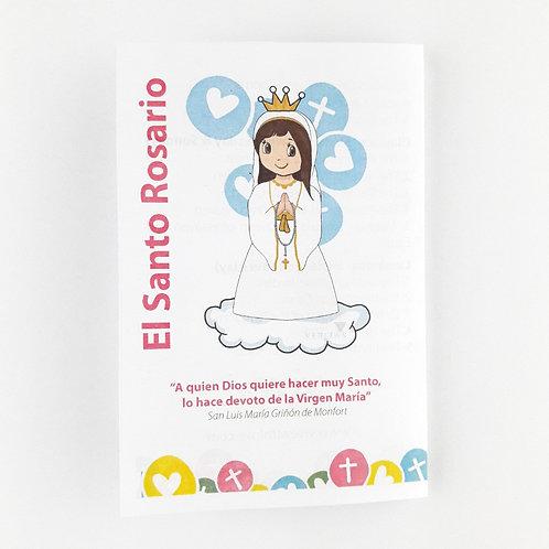 Guia del Santo Rosario en Español / Guide to Praying the Rosary in Spanish