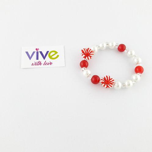 Bracelet immaculate - / Pulsera inmaculada