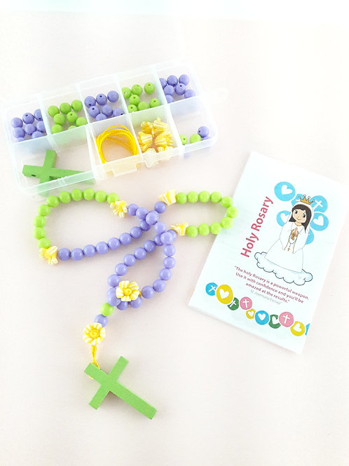 Rosary Making Kit