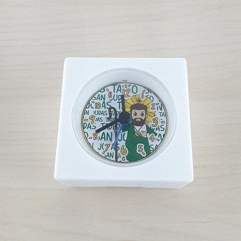 Reloj Despertador San Judas Tadeo Cute