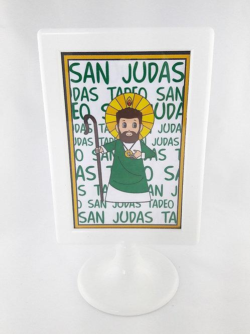Cuadro San Judas Tadeo Cute