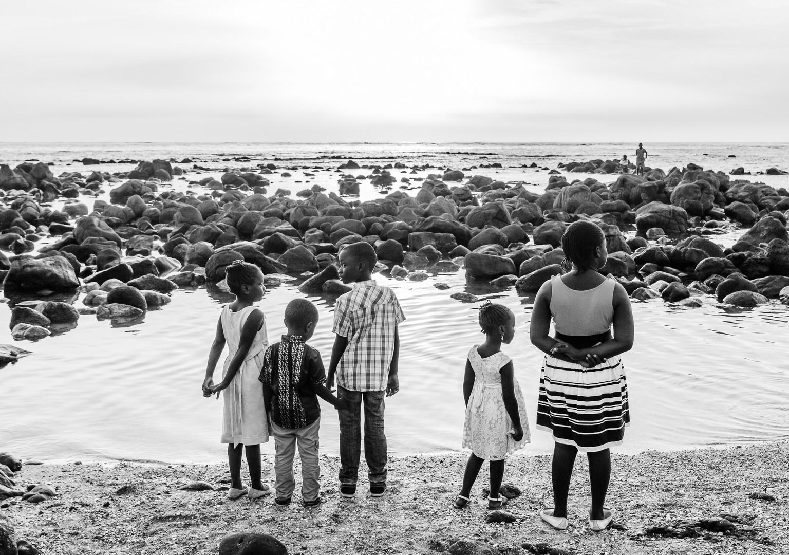 Plage Almadies, Senegal