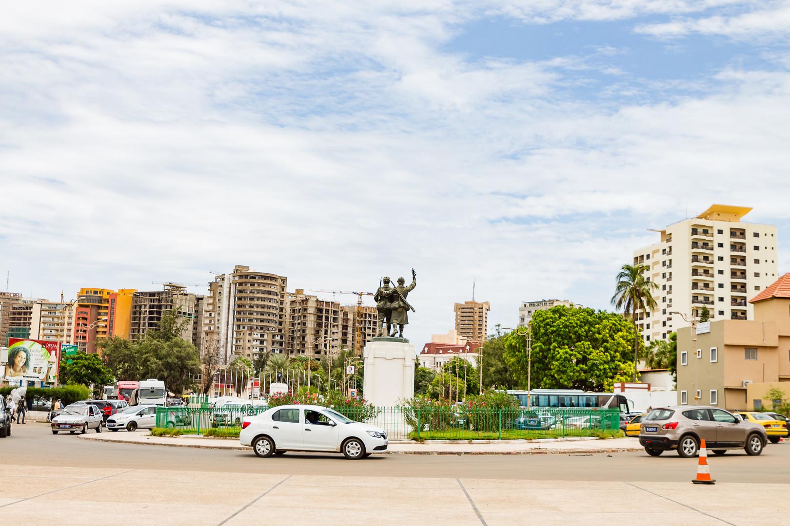 Dakar ville, Senegal