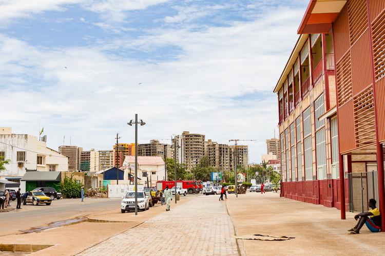Gare de Dakar, Senegal