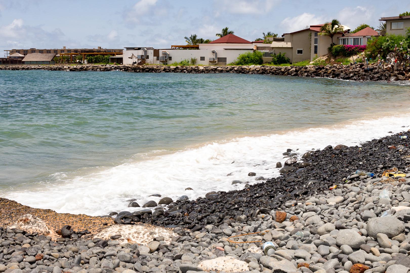 Plage de Terou Bi, Senegal